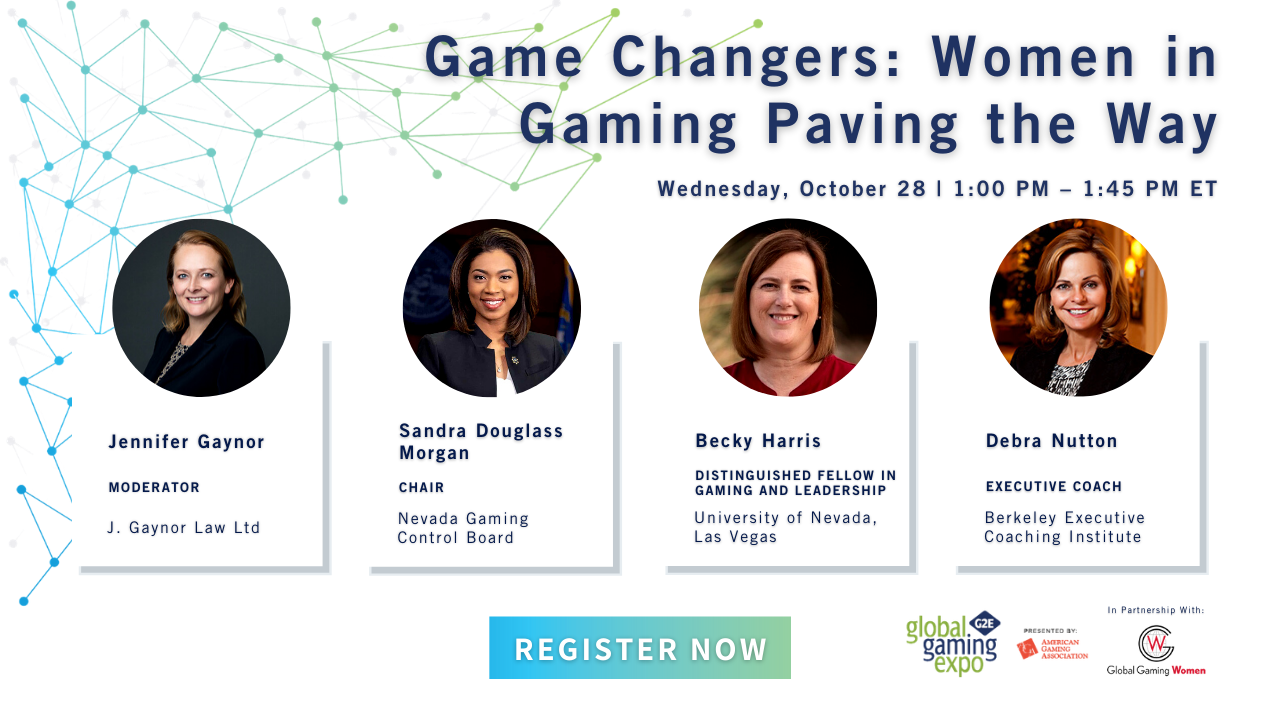 GGW + G2E Dame Changers: Women in Gaming Paving the Way