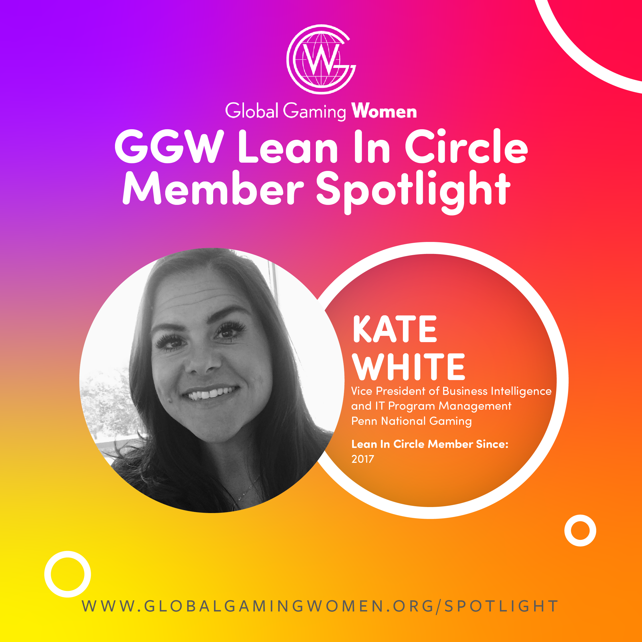 Spotlight: Kate White