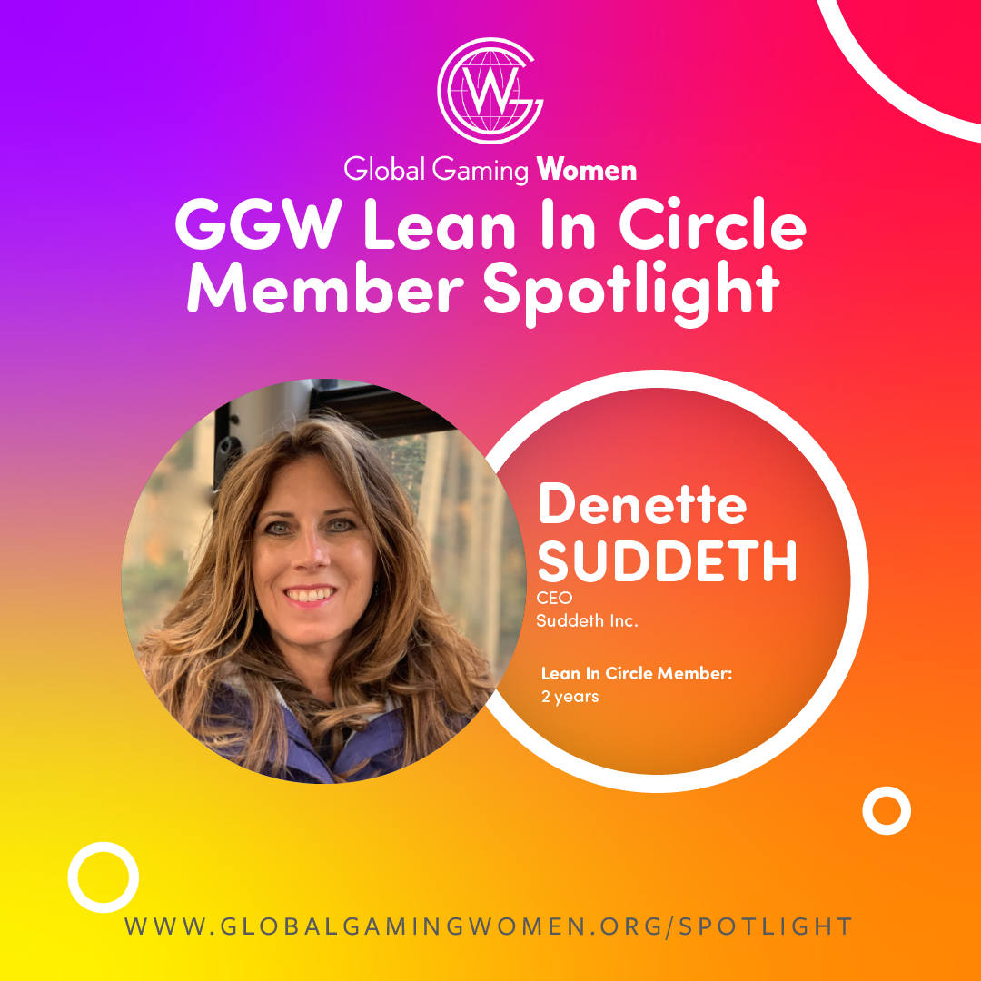 Lean In Member Spotlight Denette Suddeth