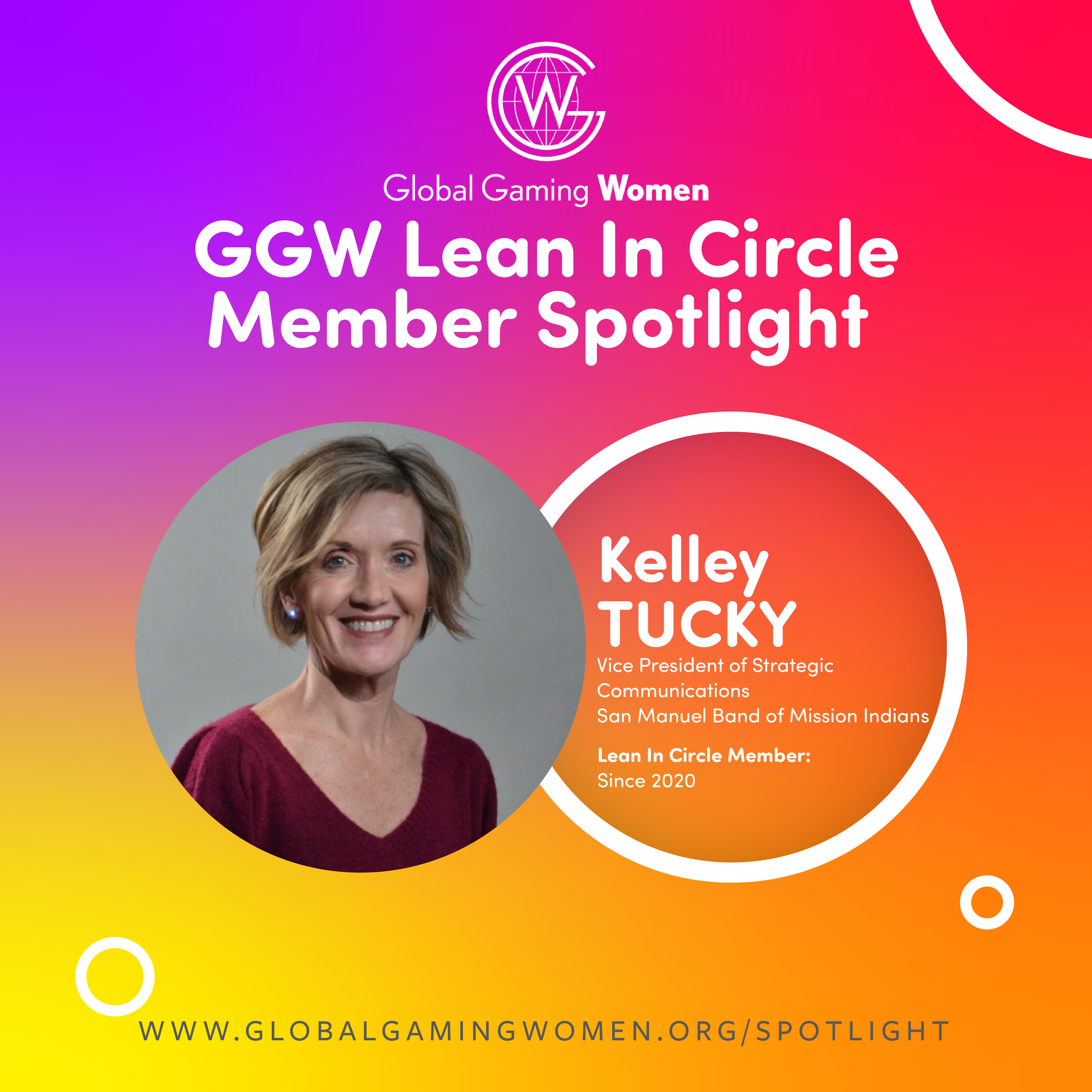 Spotlight: Kelley Tucky