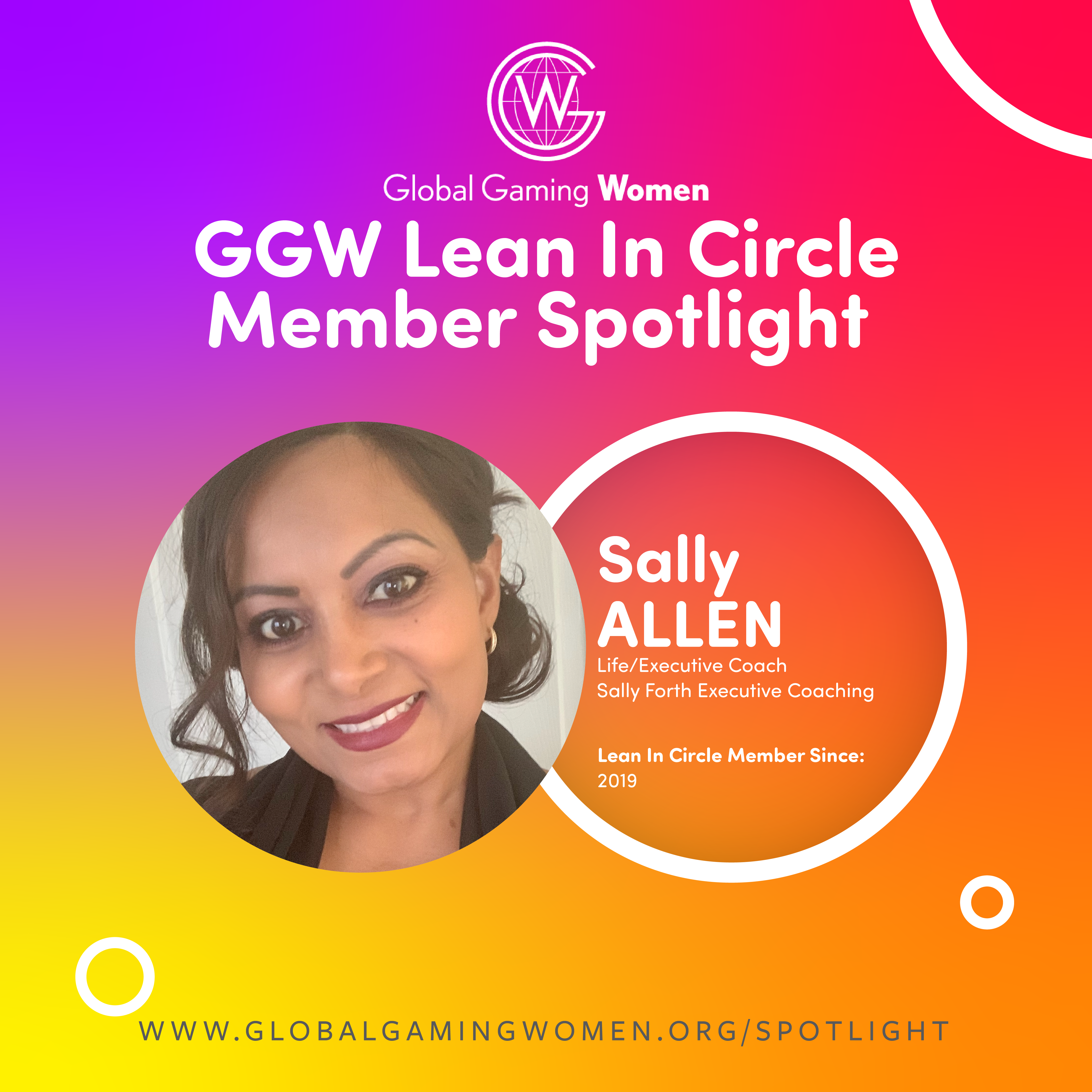 Member Spotlight: Sally Allen